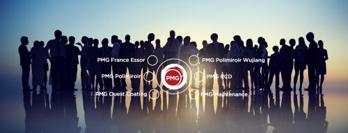 accueil PMG Stell Innovation