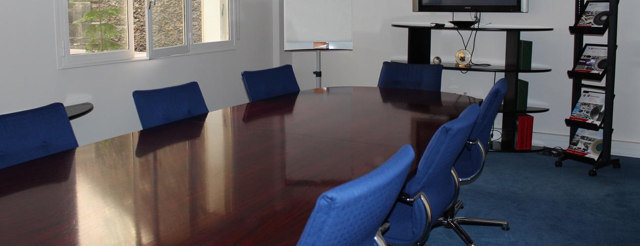 Salle de réunion de France Essor